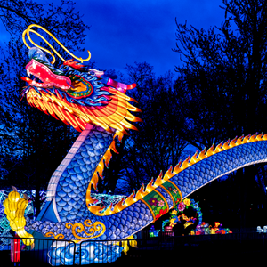 Philadelphia Chinese Lantern Festival in Franklin ...