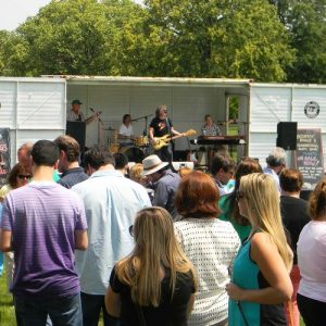 Rock Your Lunch Summer Concerts in King of Prussia...