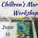 Children's Marbling Workshop