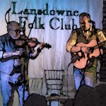 Lansdowne Folk Club presents the Stable Shakers on Thursday, September 26, 2019.