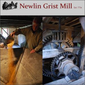 Nathaniel Newlin Grist Mill Park