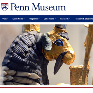 University of Pennsylvania Museum - Virtual Tour