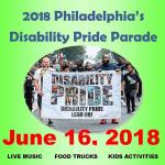 2018 Philadelphia Disability Pride Celebration