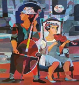 Armen Yepoyan's Distracted by Abstraction: Figur...