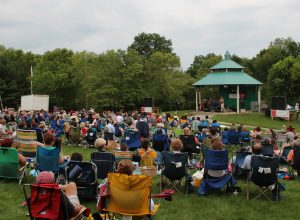 Concerts Under the Stars, Scythian with special guest Ren