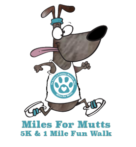 Miles For Mutts 5K & 1-Mile Fun Walk