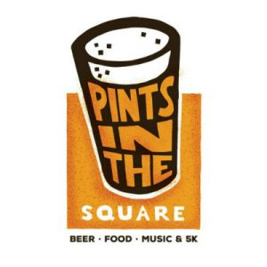 3rd Annual Pints in the Square