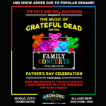 Music of Grateful Dead for Kids Father's Day