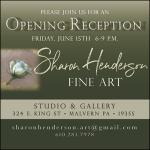 Sharon Henderson FINE ART STUDIO & GALLERY - Open House & Exhibit