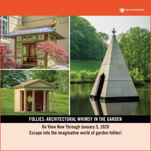 Follies: Architectural Whimsy in the Garden