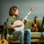 Lansdowne Folk Club presents Moors and McCumber