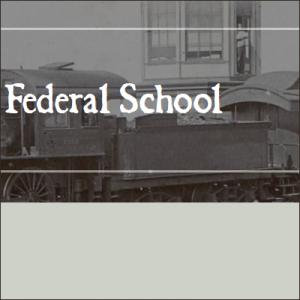 1797 Federal School House
