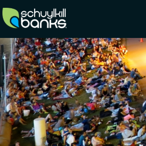 Schuylkill Banks Outdoor Movie Series