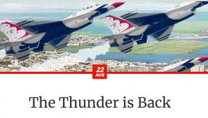 Thunder Over the Boardwalk—Atlantic City Air Sho...