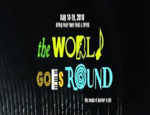 SALT Performing Arts Presents The World Goes Round...