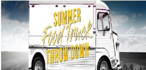 Summer Food Truck Throw Down