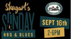 Shugart's Sunday at Historic Sugartown