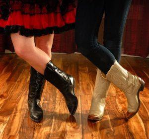 Country Western Line Dancing