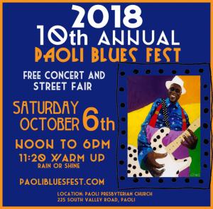 Paoli Blues Fest