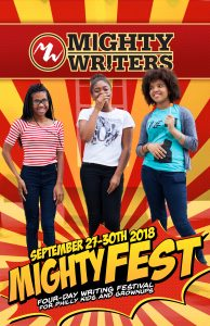 Mighty Writers Literacy Festival