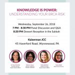Knowledge is Power: Understanding Your BRCA Risk