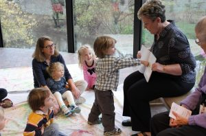 Children's Read-Aloud and Tours