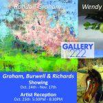 Gallery 222 Artist Reception