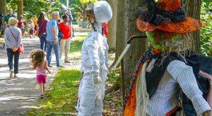 Morris Arboretum Scarecrow Walk & Design Conte...