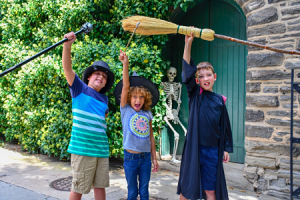 Witches & Wizards Weekend Festival