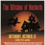 Witches of Narberth Scavenger Hunt