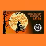 NCC Halloween Bike Ride