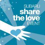 Support Main Line Meals on Wheels via the 2018 Subaru Share the Love Event, 15 Nov through 2 Jan