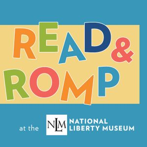 Read & Romp: What Do You Do With An Idea