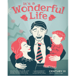 Christmas at The Colonial Theatre - It's a Wonderful Life