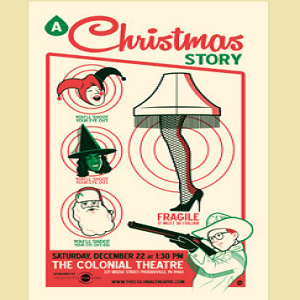 Christmas at The Colonial Theatre - A Christmas St...
