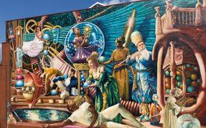 See Mural Art, Paint Mural Art