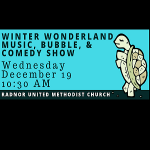 Winter Wonderland: Music, Bubbles and Comedy Show