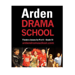 Arden Drama School Four-Week Classes for Grades K-2