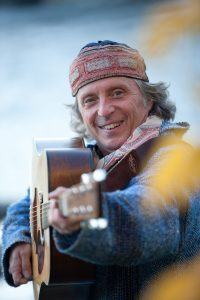 Lansdowne Folk Club presents James Gordon on April 25, 2019.