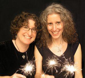 Lansdowne Folk Club presents folk duo Gathering Sparks on June 6, 2019.