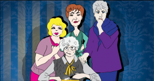 Murder Mystery Dinner Theater: The Golden Girls