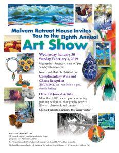 Malvern Retreat House 8th Annual Art Show