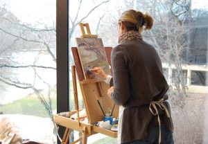 Plein Air Inside and Out