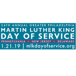 Greater Philadelphia Martin Luther King Jr. Day of Service