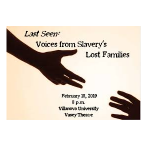 Last Seen: Voices from Slavery's Lost Families
