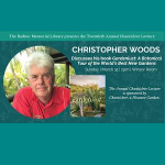 20th Annual Chanticleer Lecture with Christopher Woods