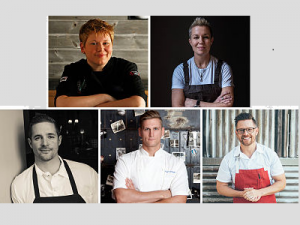 Celebrity Cook-off to Fight Hunger 2019