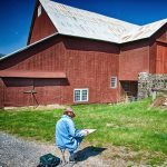 Kuerner Farm Plein Air Day