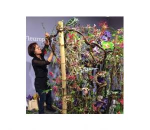 Floral Design Workshops & Demonstration at The...