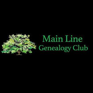 Main Line Genealogy Club Meetings
